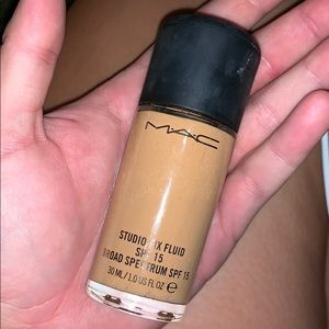 Mac studio fix fluid foundation shade NW35